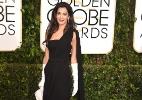 Celebridades apostam em luvas para compor o look festa; inspire-se