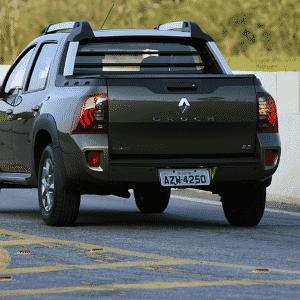 Renault Duster Oroch 2.0 - Murilo Góes/UOL