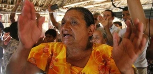 Mais de 600 pessoas esperam pelo Espírito Santo e arrebatamento divino na Nicarágua - El Nuevo Diario/ Alejandro Sanchez