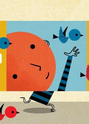 Game pode melhorar atenção de crianças - James Yang/The New York Times