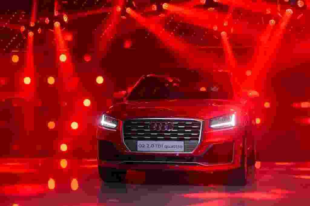 Audi Q - Fabrice Coffrini/AFP
