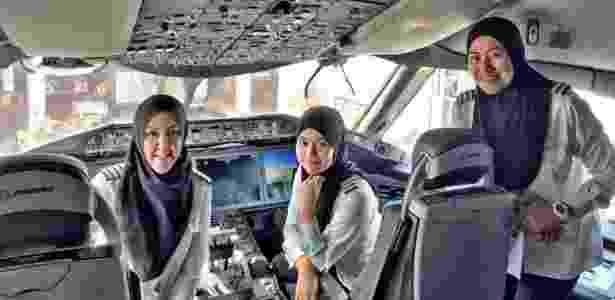 Divulgação/Royal Brunei Airlines