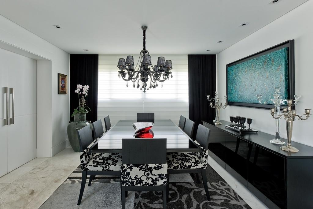 Salas de jantar: ideias para decorar o ambiente   bol fotos   bol ...