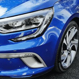 Renault Mégane GT 2016 - Eugênio Augusto Brito/UOL