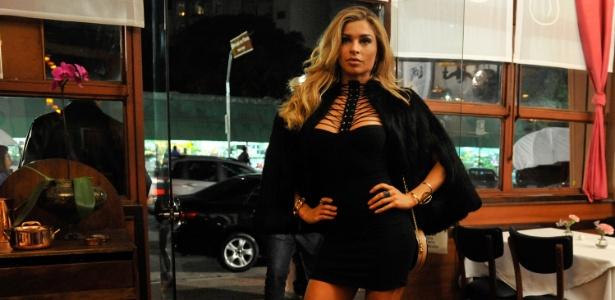 """Grazi Massafera é Luciane Leitão em """"A Lei do Amor"""" - Reinaldo Marques/TV Globo"""
