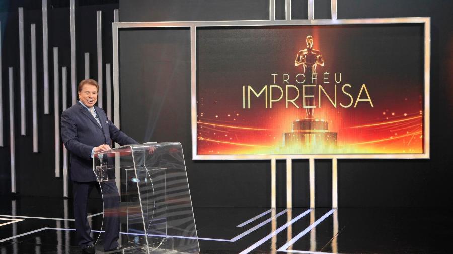 Silvio Santos comanda o Troféu Imprensa 2017 - Lourival Ribeiro/SBT