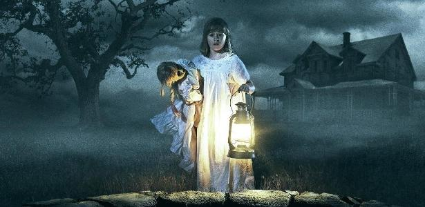 """Pôster do filme """"Annabelle 2: A Criação"""""""