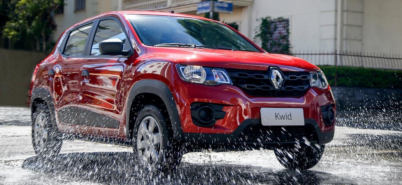 Kwid: falhas nos freios e na mangueira de combustível o colocam no sexto maior recall do ano - Divulgação