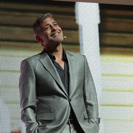 O ator George Clooney - Reprodução
