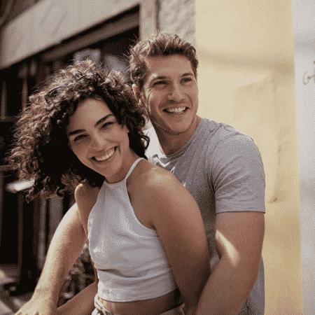Julia Konrad e Caio Paduan - Reprodução/Instagram/juliakonrad