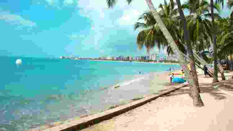 Maceió, em Alagoas - Getty Images/iStockphoto - Getty Images/iStockphoto