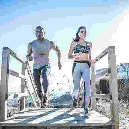 O tempo de exercício ideal para garantir uma boa saúde mental é de 30 a 60 minutos por dia, aponta estudo - iStock
