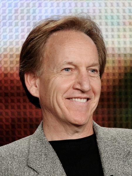 """O produtor Brad Kern, de """"NCIS: Los Angeles"""", durante o TCA, em Los Angeles - Frederick M. Brown/Getty Images"""