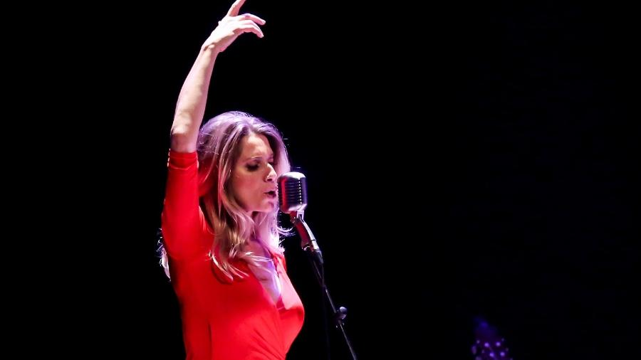 Letícia Spiller apresenta show Infusion, no Rio - ROBERTO FILHO / BRAZIL NEWS
