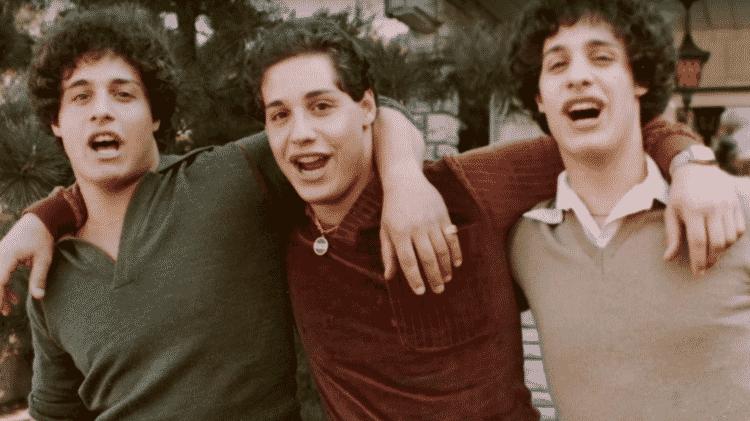 """Cena do documentário """"Three Identical Strangers"""" - Reprodução - Reprodução"""