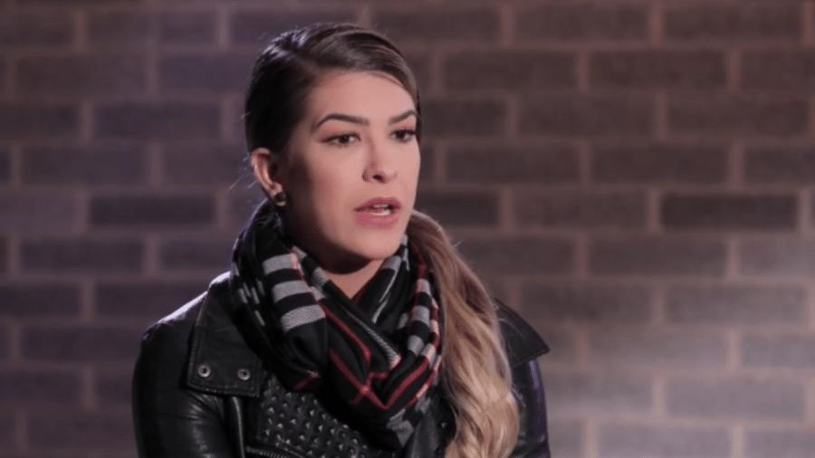 Lorena Improta é entrevistada por Rafael Cortez - Reprodução/YouTube
