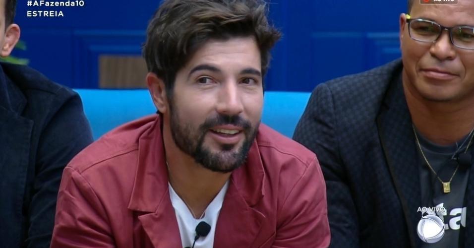 """Sandro Pedroso entra em """"A Fazenda 10"""""""