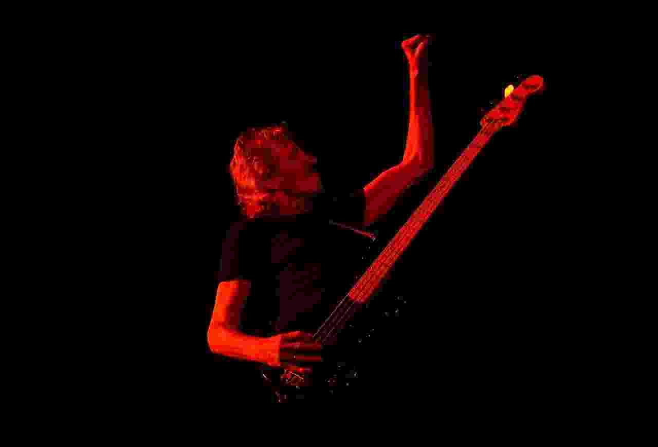 Roger Waters fez um show politizado em São Paulo - Reinaldo Canato / UOL