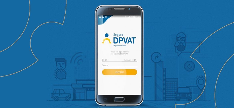 Aplicativo do Seguro DPVAT pode ser baixado sem custo nas lojas Google Play e App Store - Divulgação