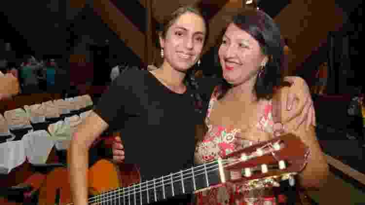 Ilda Cardoso, 52, mãe de Mayara Amaral, musicista assassinada pelo affair Luís Alberto Bastos - Arquivo pessoal - Arquivo pessoal