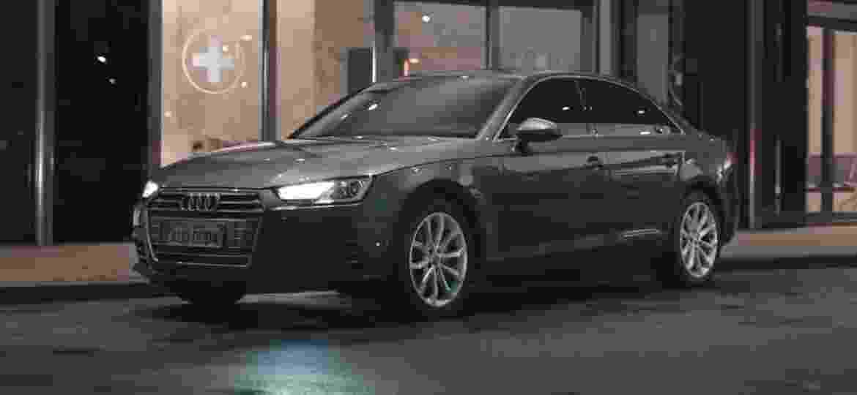 """Revista diz que edital prevê modelos como Audi A6 (foto), Ford Fusion, Honda Accord ou """"superiores"""" - Reprodução"""