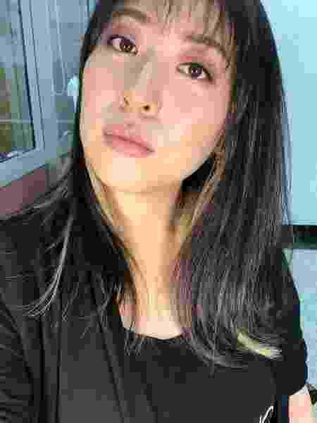 Filha de imigrantes coreanos, Cindy Oh, 32, conquistou redes sociais ao maquiar mulheres asiáticas - Arquivo Pessoal