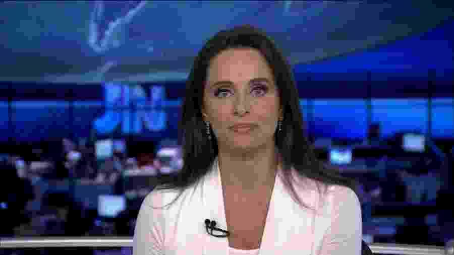 Carla Vilhena está na mira de SBT e RedeTV! - Arquivo pessoal
