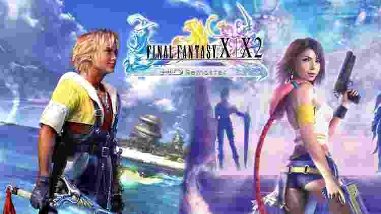 Final Fantasy - Switch - Divulgação - Divulgação