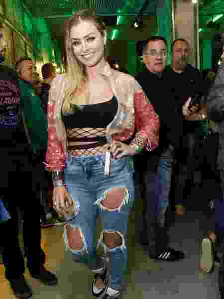 Paula Sperling, campeã do BBB19 vai ao Rock in Rio - Brazil News/Marcos Ferreira