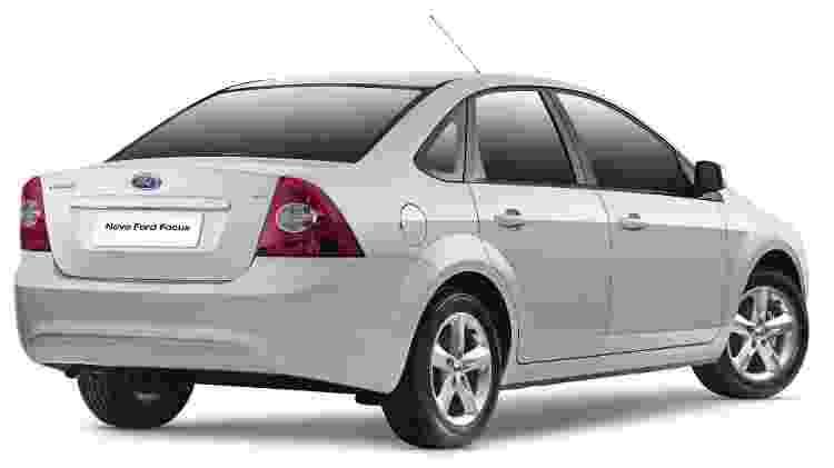 Estilo conservador do Focus Sedan não cativou muitos clientes - Divulgação
