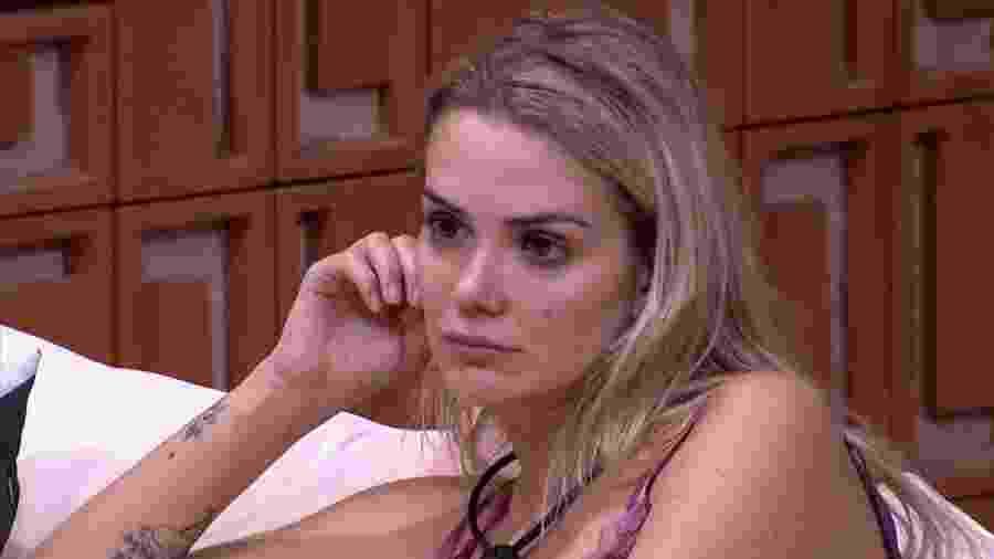 BBB 20 - Marcela conversa com sisters - Reprodução/Globoplay