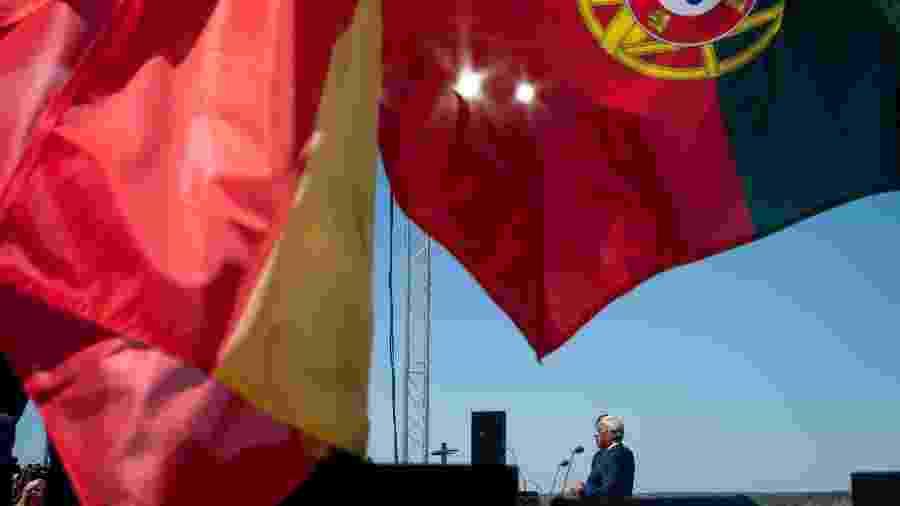 Rei da Espanha e presidente de Portugal usaram suas redes sociais para anúncio oficial  - Reprodução/Twitter