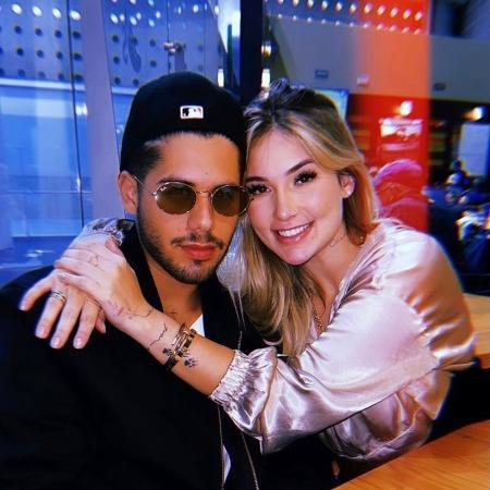 Zé Felipe e Virginia Fonseca - Reprodução/ Instagram @zefelipecantor