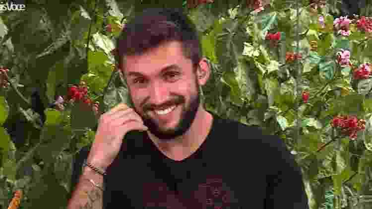 Arthur - Reprodução/TV Globo - Reprodução/TV Globo