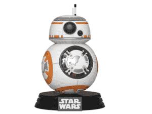 Funko Pop Star Wars Rise Of Skywalker Bb-8 - Divulgação - Divulgação