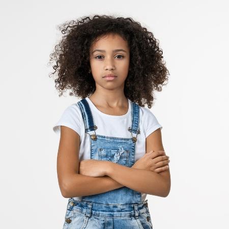 95% das meninas foram impactadas negativamente pela pandemia - iStock