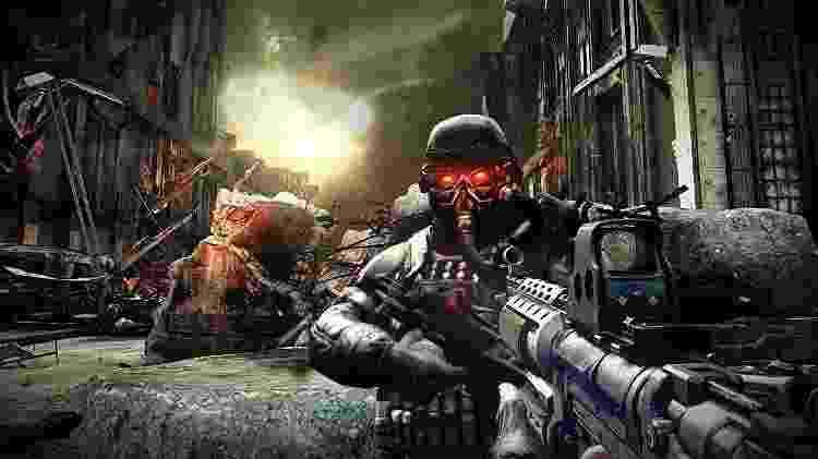 Killzone 3 - Reprodução - Reprodução