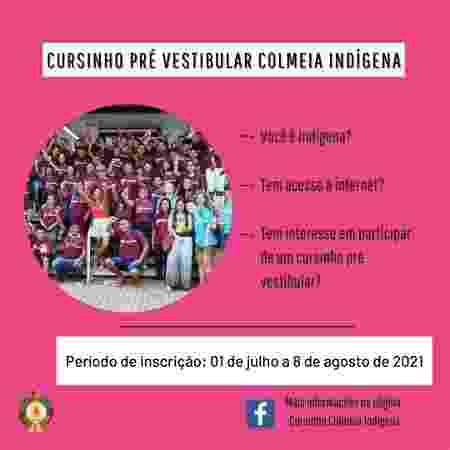 1 - Acervo Colmeia Indígena_Facebook - Acervo Colmeia Indígena_Facebook