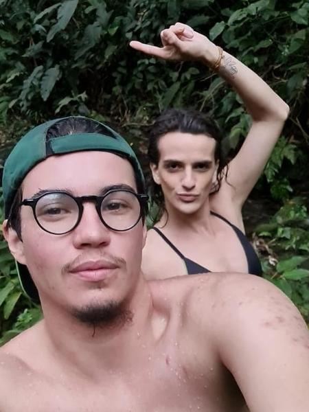Digg Franco e Marina Mathey - Digg Franco/ Acervo pessoal
