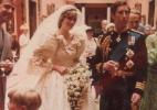 Veja fotos raríssimas do casamento de princesa Diana com príncipe Charles - Reprodução/Lord Patrick Lichfield