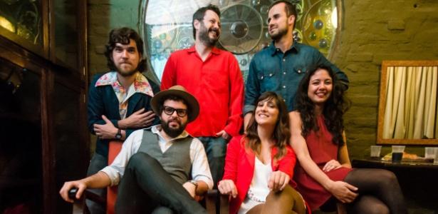Banda Odara apresenta clássicos de Caetano Veloso, Tim Maia, Jorge Ben, entre outros - Felipe Prado