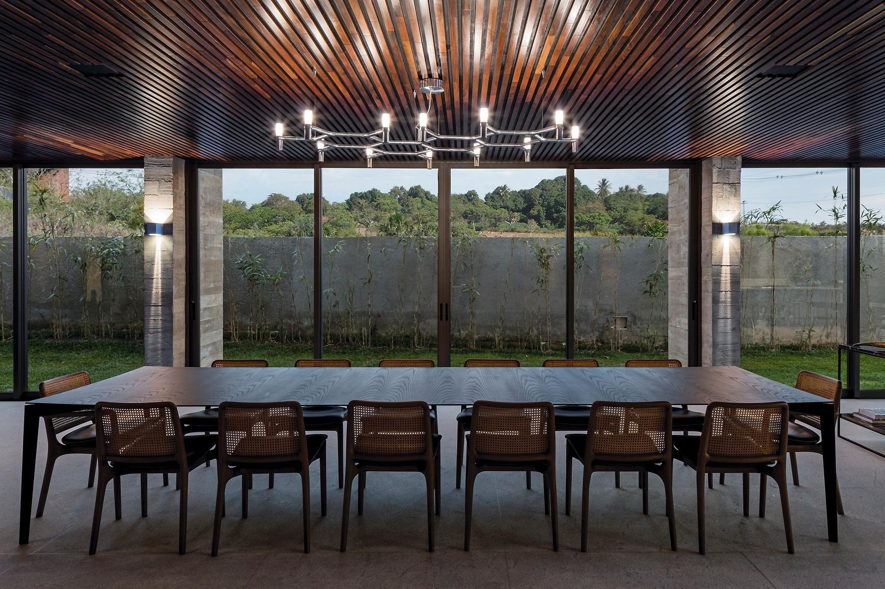 Mesa de jantar ofertas de mesa de jantar em sala de for Mesas grandes