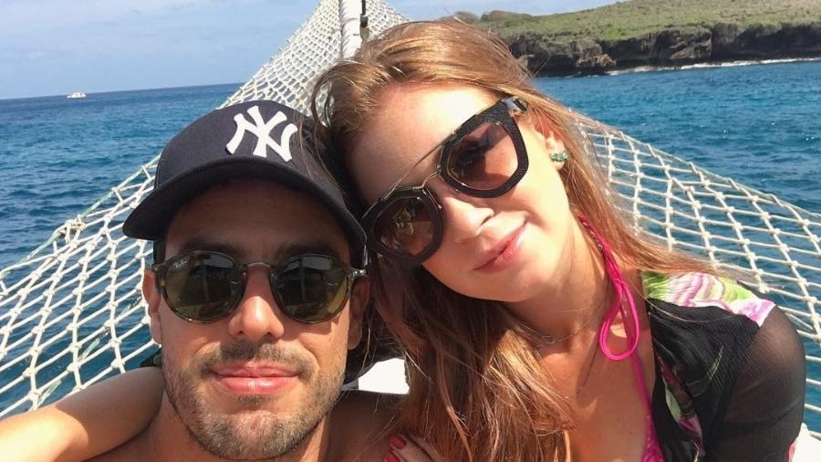 Marina Ruy Barbosa relembra viagem a Noronha com o noivo, Xandinho Negrão - Reprodução/Instagram/marinaruybarbosa