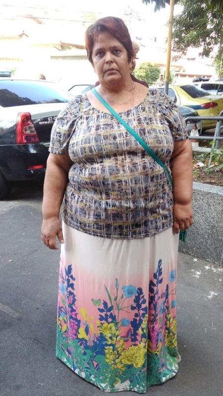 """Aposentada Luciane Santiago encontrou em Emilly, a vencedora do """"BBB17"""", um refúgio para a depressão que enfrentou após a morte da filha - Marcela Ribeiro/UOL"""