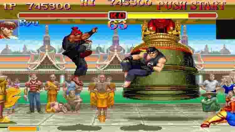Reprodução/Capcom