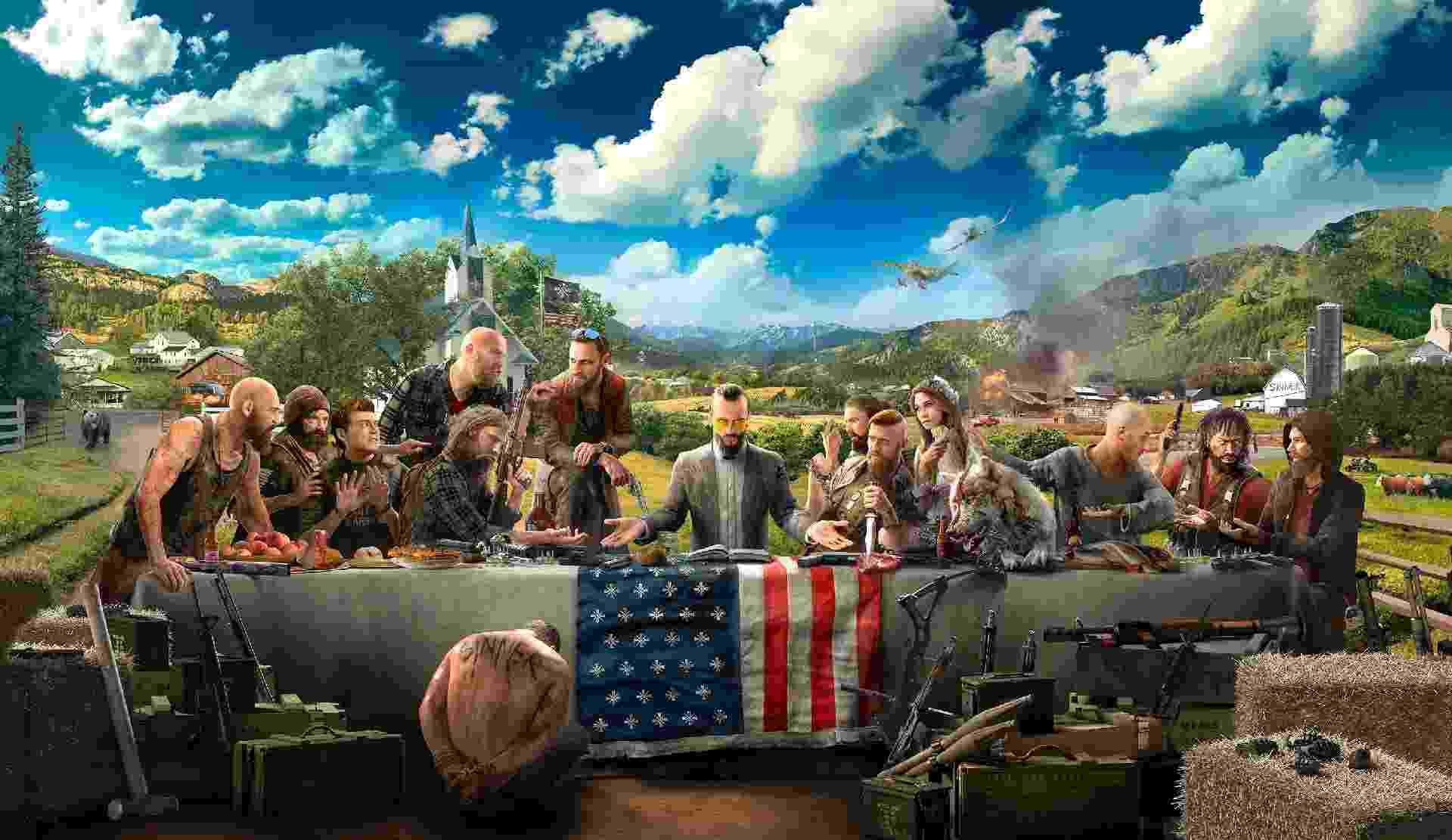 Far Cry 5 - Divulgação