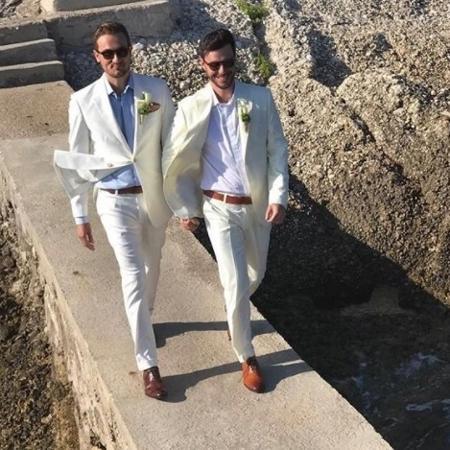 """Victor Vieira, do """"MasterChef Brasil"""", se casa na França - Reprodução/Instagram/vieira_victor"""