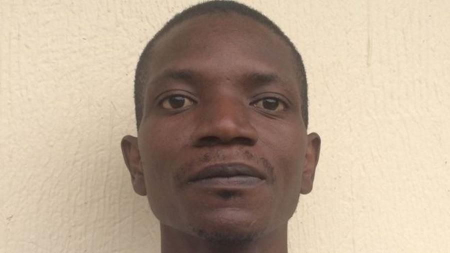 Stephen foi estuprado em 2011 durante um conflito no Congo - AFP