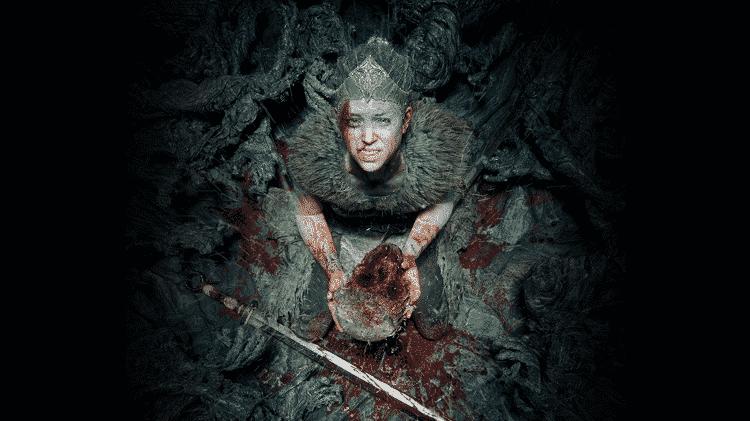 Senua Hellblade - Reprodução - Reprodução