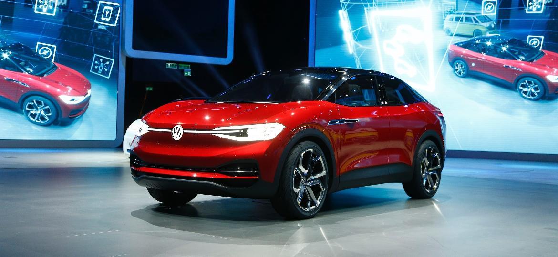 Volkswagen ID Crozz II - Ralph Orlowski/Reuters
